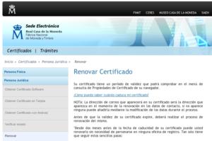 certificados fnmt clase 2 ca