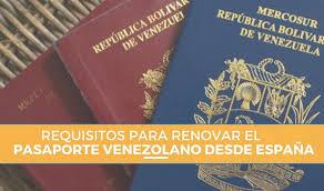 renovar pasaporte aleman