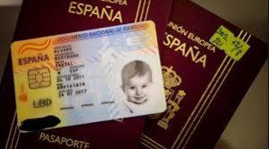 renovar pasaporte español en venezuela