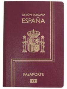 renovar pasaporte italiano