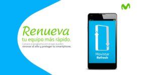 renovar movil movistar iphone 6