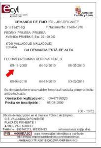demanda de empleo barcelona