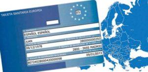 Renovar la tarjeta sanitaria europea